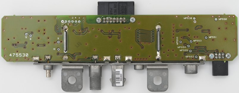 BMW FZV Antenna Amplifier Repair
