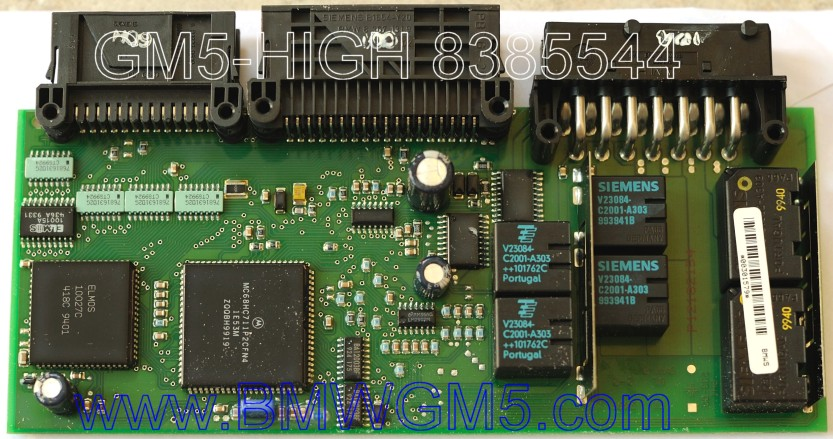 Bmw Gm5 High Us 12v 61 35 8385544