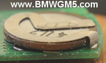 BMWGM5 com Key Recode Instuctions