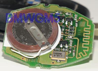 Bmw e46 key battery replacement - ylrechake