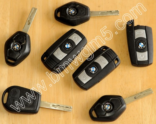 BMW Key Fob Repair Service