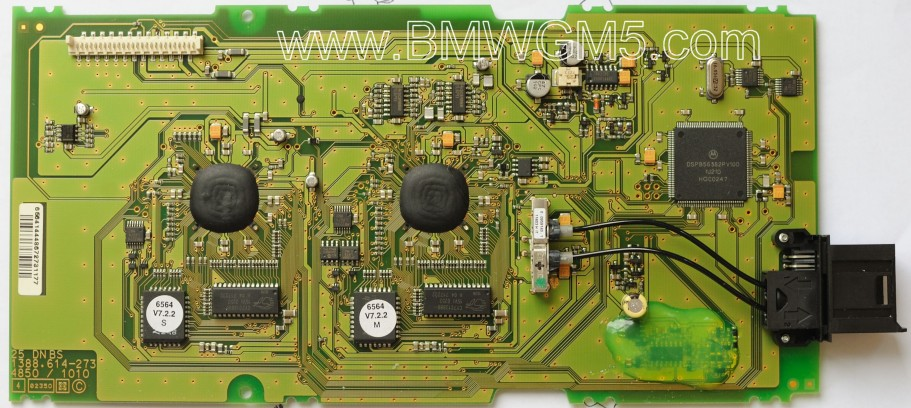 Bmw Logic7 Amplifier 65 12 6 929 140