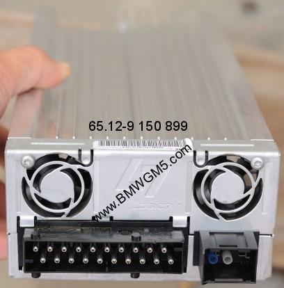 bmw logic 7 amplifier 150 899. Black Bedroom Furniture Sets. Home Design Ideas