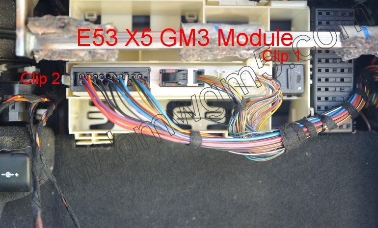 X Gm on Bmw Fuse Box Location