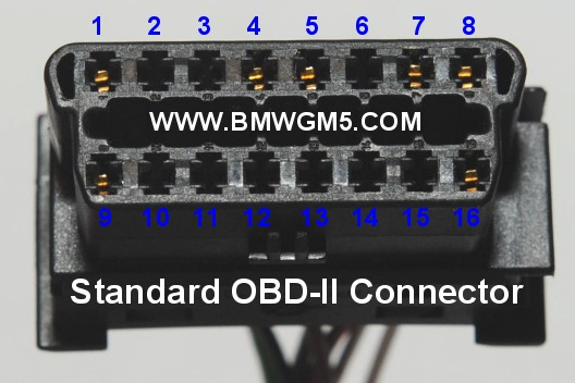 OBDII_Connector Odb To Usb Wiring Diagram on