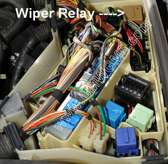 2001 bmw 525i fuse box diagram e46 wiper relay  e46 wiper relay