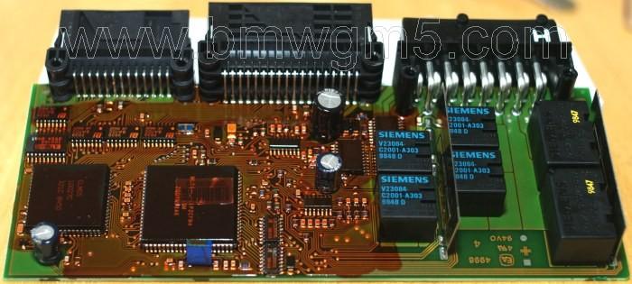 Bmw E46 E83 X3 E52 Z8 Gm5 Front Window Relays V23078